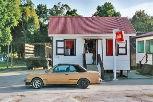 Small store in Belize